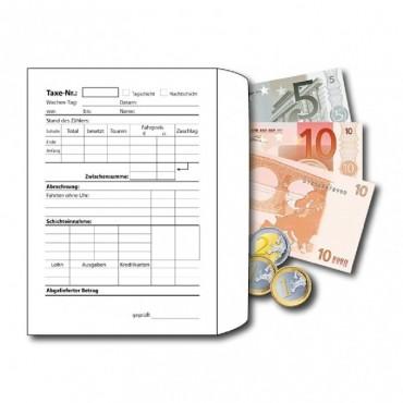 Bargeldabrechnungstüte