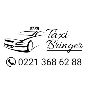 Geldbörse Leder für Taxifahrer
