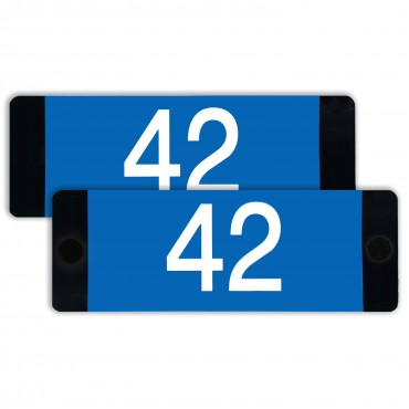 Mietwagen Ordnungsnummer -...