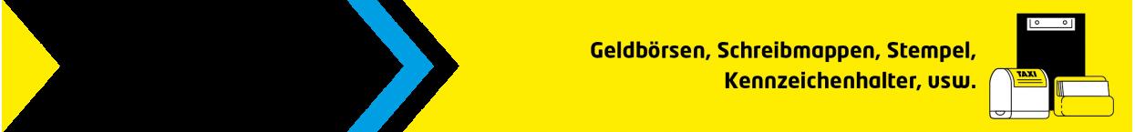 Zubehör TAXI | taxidrucksachen.de