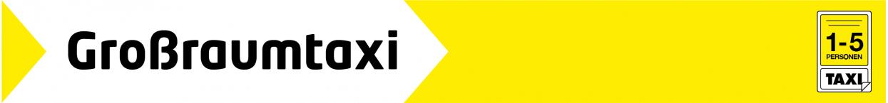 Großraumtaxi